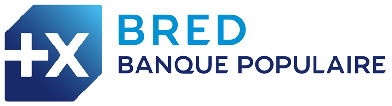 logo 2018 de la bred