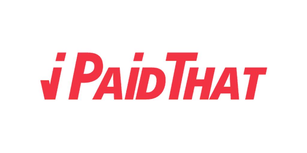 ipaidthat logo