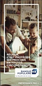 flyer prevoyance pro banque populaire